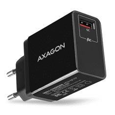 AXAGON QUICK nabíječka do sítě, 1x port QC3.0/AFC/FCP/SMART, 19W (ACU-QC19)