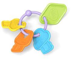 Green Toys Detské kľúče