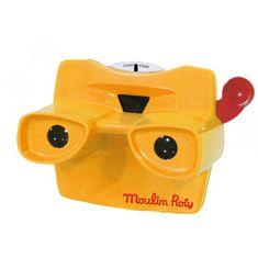 Moulin Roty 3D kamera s príbehmi