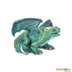 Safari Ltd. Dračie mláďa zelené