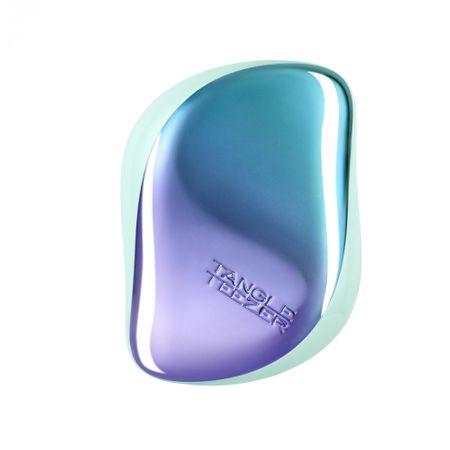 Tangle Teezer Compact Styler četka, Aqua Purple Ombre Chrome