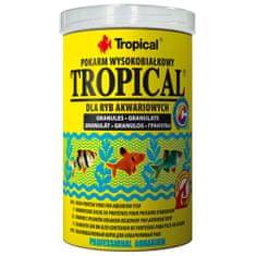 TROPICAL Granulat 1000ml/500g vysokoproteínové krmivo pre akváriové ryby