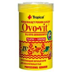 TROPICAL Ovo-vit 100ml/20g posilňujúce vaječné krmivo pre akváriové ryby