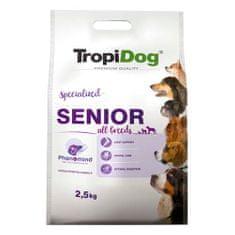 TROPIDOG Premium Senior 2,5kg