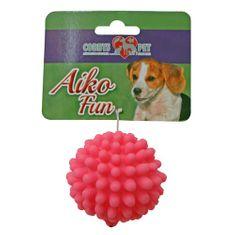 COBBYS PET AIKO FUN Sün 6,5cm gumijáték kutyáknak