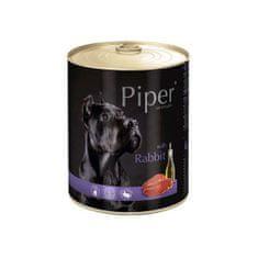 Piper ADULT 800g konzerv felnőtt kutyáknak nyúl hússal