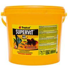 TROPICAL Supervit 5l/1kg vločkové krmivo pre všežravé akváriové ryby