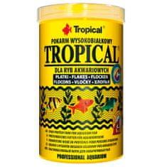 TROPICAL 1000ml/200g vysokoproteínové krmivo pre akváriové ryby
