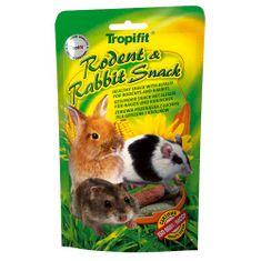 TROPIFIT Rodent & Rabbit Snack 110g krmivo pre hlodavce a pre králiky