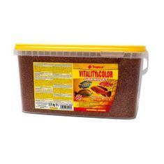 TROPICAL Vitality&Color Granulat 5l/2,75kg granulované krmivo s vyfarbujúcim a vitalizujúcim účinkom