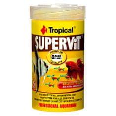TROPICAL Supervit 100ml/20g základné krmivo pre akváriové ryby