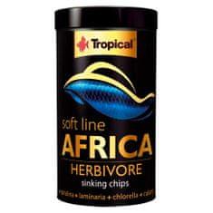 TROPICAL Africa Herbivore M 250ml/130g haleledel mindenevő afrikai halak számára