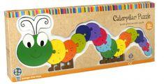 Orange Tree Toys Puzzle- Housenka s abecedou