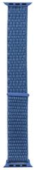 Tactical 539 látkový řemínek pro iWatch 1 / 2 / 3 / 4 / 5 42-44 mm 2449322, modrý