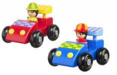 Orange Tree Toys Moje první závodní auta