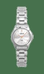 LAVVU Dámské hodinky LAVVU ARENDAL Rose Gold s vodotěsností 100M