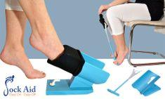 Sock Aid Nazouvák a vyzouvák ponožek - Sock Aid Easy On, Easy Off