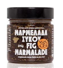 Kumilio Fíková marmeláda z černých fíků 270gr KUMILIO