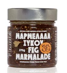Kumilio Fíková marmeláda z fíků z Kymi 270gr KUMILIO