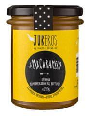 Jukeros Jemná karamelová pomazánka s mořskou solí 250g JUKEROS