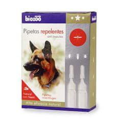 BIOZOO AXIS protiparazitní pipety pro psy 2,8 ml x 2 ks v balení