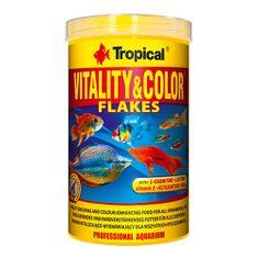 TROPICAL Vitality&Color 5l/1kg vločkové krmivo s vyfarbujúcim a vitalizujúcim účinkom