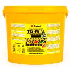 TROPICAL 5l/1kg vysokoproteinové krmivo pro akvarijní ryby