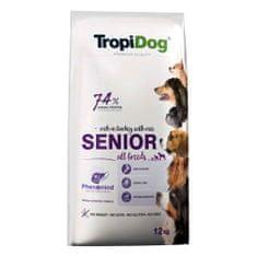 TROPIDOG Premium Senior 12kg