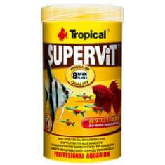 TROPICAL Supervit 250ml/50g základné krmivo pre akváriové ryby