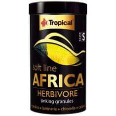 TROPICAL Africa Herbivore S 100ml/60g haleledel mindenevő afrikai halak számára