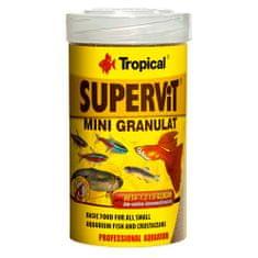 TROPICAL Supervit Mini Granulat 100ml/65g mnohosložkové základní granulované krmivo s beta-glukanem