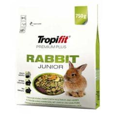 TROPIFIT Premium Plus Rabbit Junior 750g kölyök nyúltáp