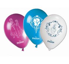 """GoDan Latexové balóny """"Frozen"""" - 8ks"""