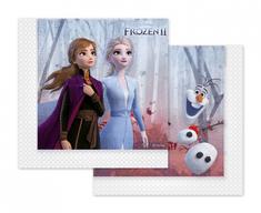 """GoDan Papierové servítky """"Frozen 2"""" 33x33cm - 20ks"""