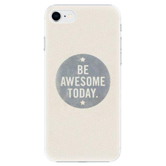 iSaprio Plastový kryt - Awesome 02 pre Apple iPhone SE 2020