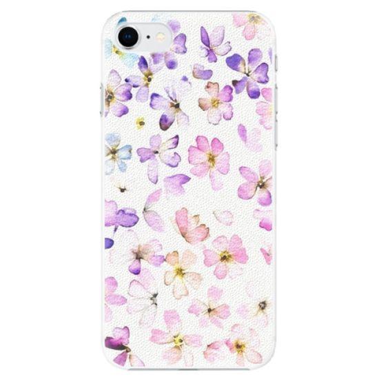 iSaprio Plastový kryt - Wildflowers pre Apple iPhone SE 2020