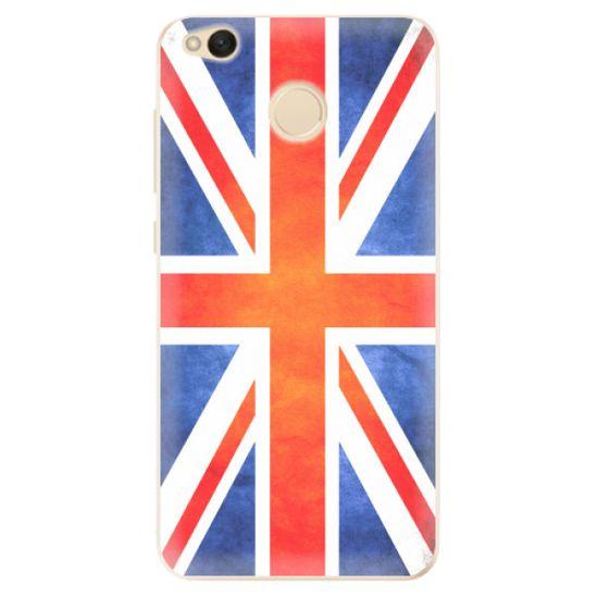 iSaprio Silikonové pouzdro - UK Flag pro Xiaomi Redmi 4X