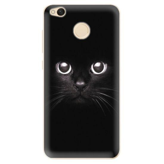 iSaprio Silikónové puzdro - Black Cat pre Xiaomi Redmi 4X