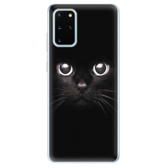 iSaprio Silikonové pouzdro - Black Cat pro Samsung Galaxy S20+
