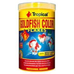 TROPICAL Goldfish Color 1000ml/200g krmivo pro závojnatky s vyfarbujúcim účinkem