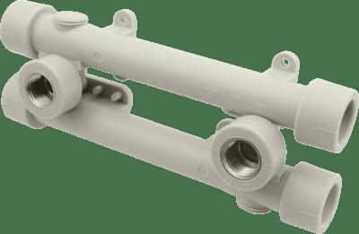 FV PLAST Nástenný komplet PPR 2x20 221020