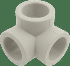 FV PLAST Koleno trojcestné PPR 25 242025