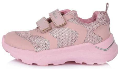 D-D-step CSG-713B tenisice za djevojčice, roze, 33