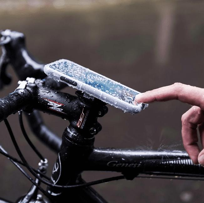 SP Connect SP Bike Bundle II iPhone 8/7/6/6S (54400) pláštěnka proti vodě