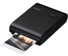 Canon SELPHY Square QX10 mobilni tiskalnik, črn