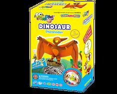 Jumping Clay Sada modelíny k výrobě dinosaura Pteranodona