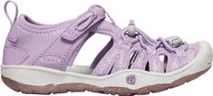 KEEN dívčí sandály Moxie Sandal K Lupine/Vapor