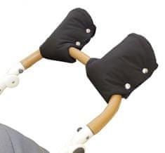 Emitex Soft muff za otroški voziček, črn