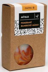 Caltha Mydlo pomaranč a bambucké maslo 100 g