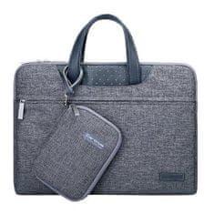 Cartinoe Lamando taška na notebook 12'', sivá